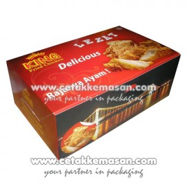 Dus Fried Chicken MFC014