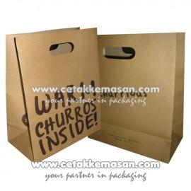 Kantong Makanan Craft KMC003