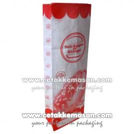 Kantong Kertas Putih KKP001