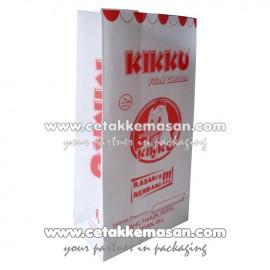 Kantong Kertas Putih KKP002