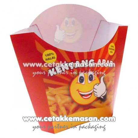 Kotak French Fries MFF001