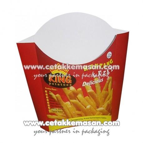 Kotak French Fries MFF002