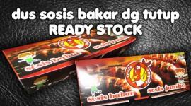 Kemasan Sosis dg Tutup Ready Stock