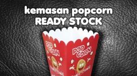 Kemasan Popcorn Ready Stock