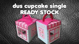Dus Cupcake Ready Stock