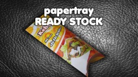 Kemasan Kebab Ready Stock