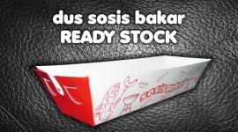Dus sosis Bakar Ready Stock